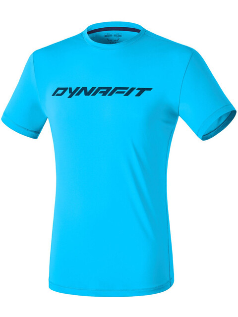 Dynafit Traverse - Camiseta manga corta Hombre - azul